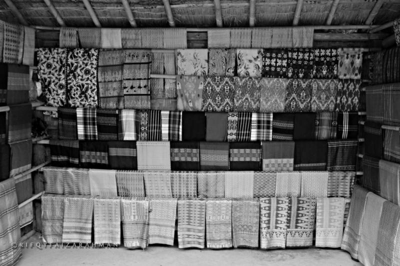Desa Adat Sade Lombok