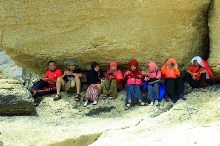 Pantai Batu Payung Lombok