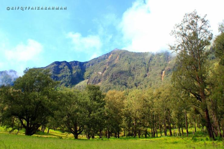Gunung Arjuno Jalur Tretes