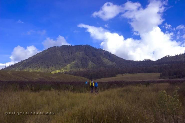 Oro-oro Ombo Gunung Semeru