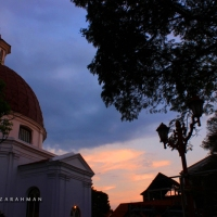 Kota Lama, Tentang Geliat Pagi dan Semar Jawi