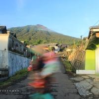 Pendakian Gunung Slamet Jalur Bambangan, Atap Tertinggi Jawa Tengah