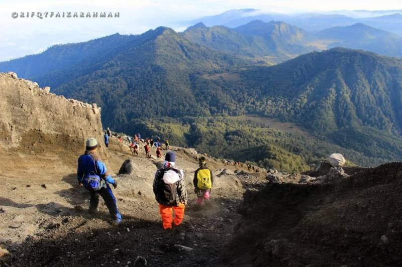 Pendakian Gunung Semeru