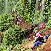 (Sempat) Termangu di Coban Sumber Pitu Pujon Kidul