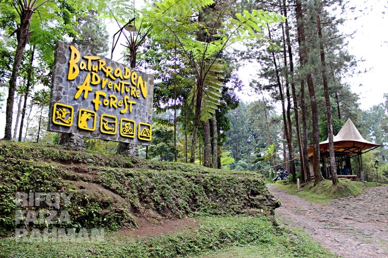 Baturraden Adventure Forest, Kabupaten Banyumas