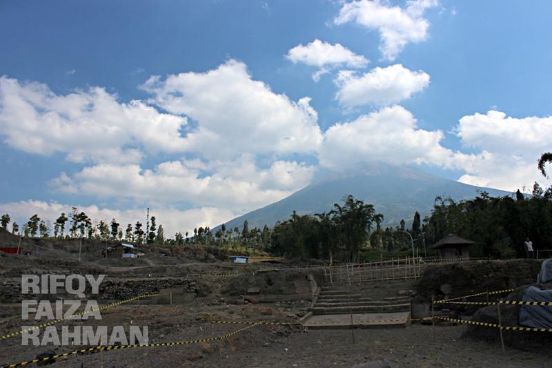 Situs Liyangan di Kabupaten Temanggung, Jawa Tengah