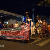 #VisitJateng: Memintas Demi Parade Seni Jawa Tengah 2015 (3)