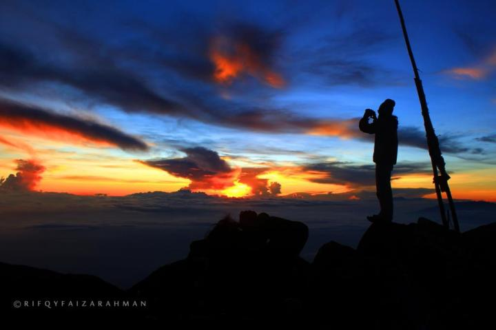 Pendakian Gunung Arjuno