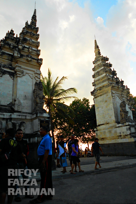 Touring Motor Bali