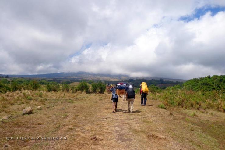 Pendakian Gunung Rinjani Lombok
