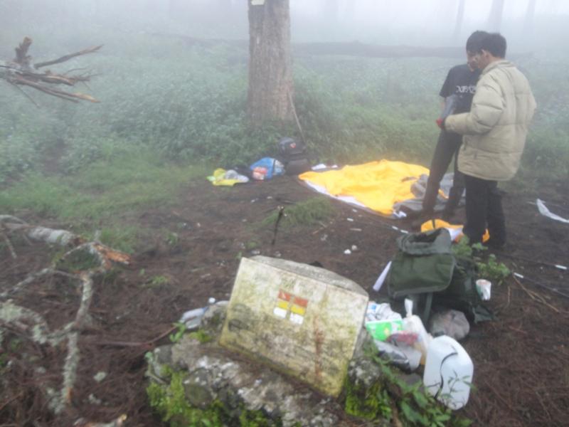 Pendakian Gunung Arjuno Jalur Purwosari