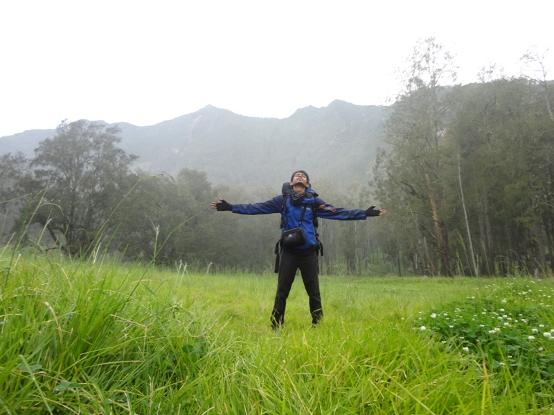 Lembah Kijang Gunung Arjuno