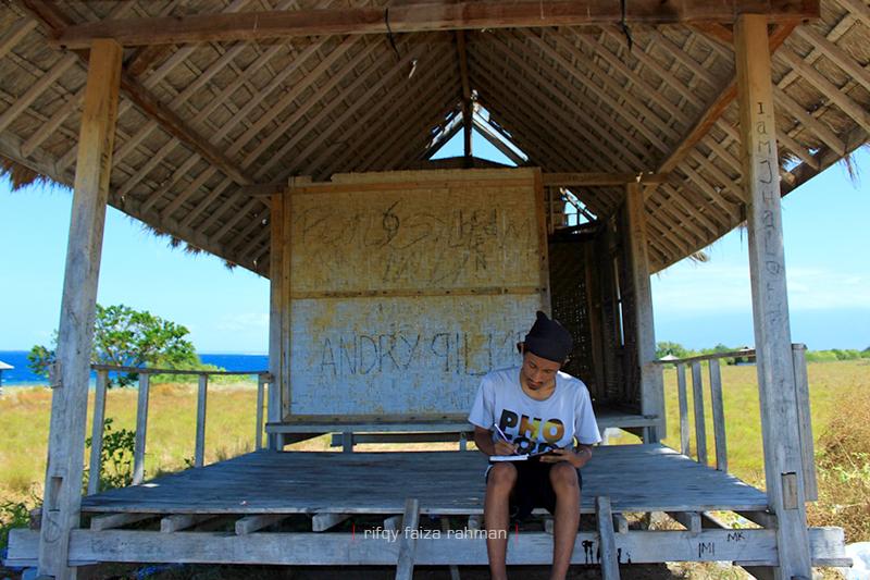 Pulau Kenawa, Sumbawa Barat