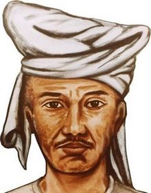 Potret Sultan Nuku (Sumber: Wikipedia)