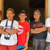 Erna, Blangkon Yogyakarta, dan Filosofinya