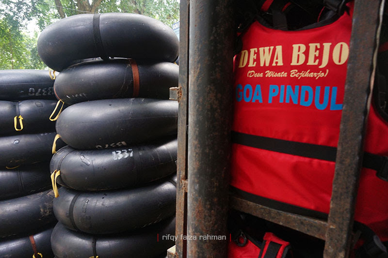 Dewa Bejo, perintis wisata Gua Pindul
