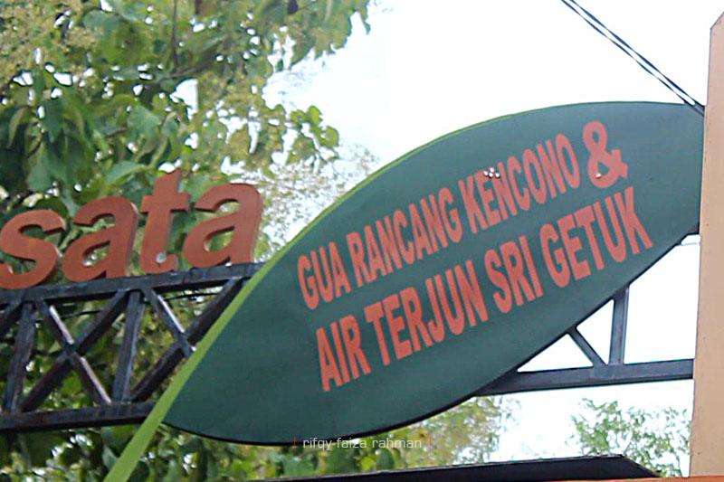 Gua Rancang Kencono dan air terjun Sri Gethuk Gunungkidul