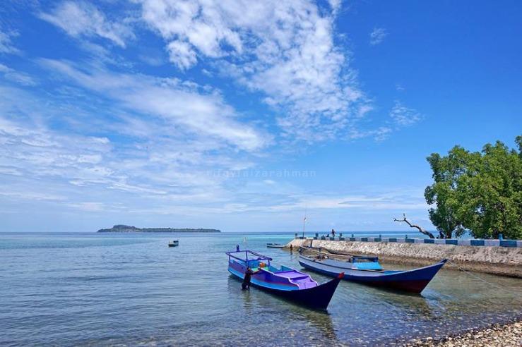 Pulau Buaya Alor