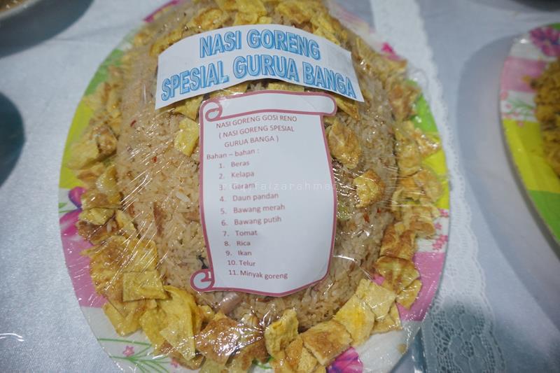 Nasi Goreng Spesial Gurua Banga (Gurabunga)