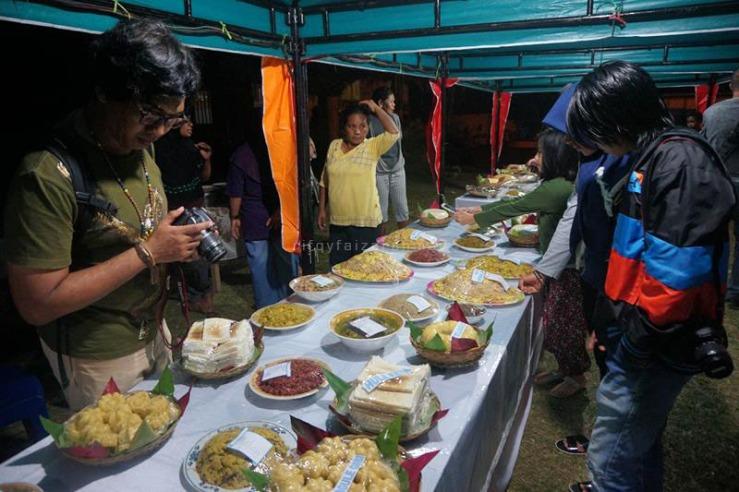 Sajian kuliner khas Gurabunga, Tidore