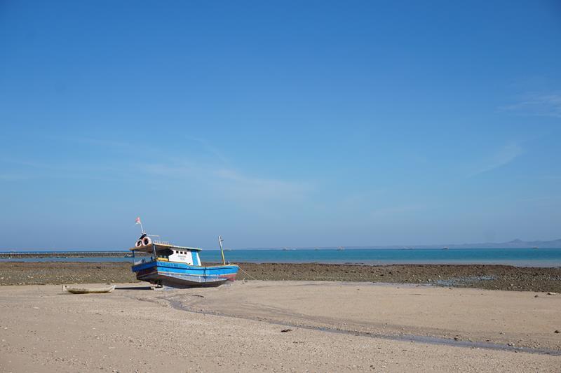 pantai lasiana kupang nusa tenggara timur