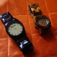 Jam Tangan Kayu dari Banyuwangi