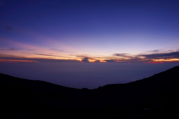 Sunrise Gunung Welirang