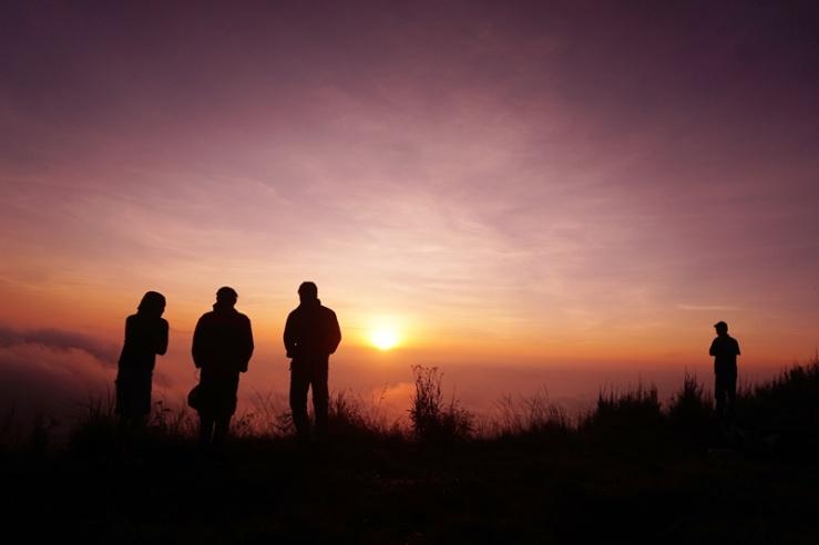 Sunrise Gunung Butak