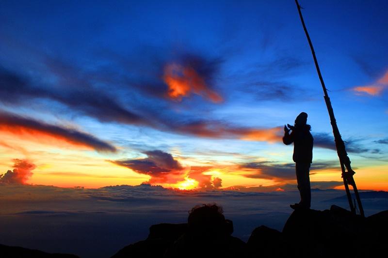 Sunrise Gunung Arjuno