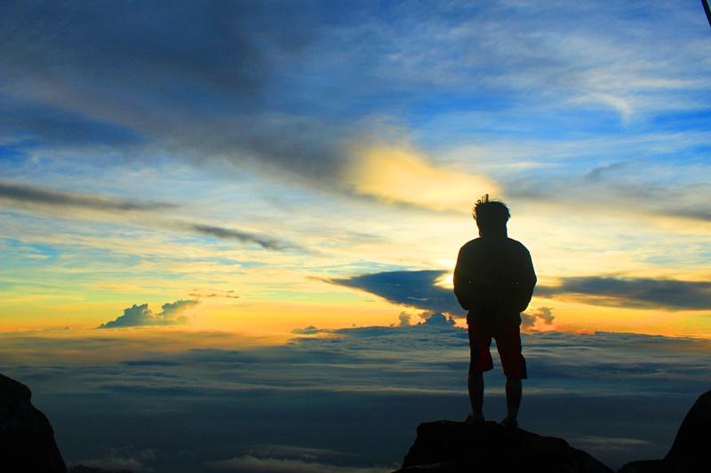 Sunrsie Gunung Arjuno